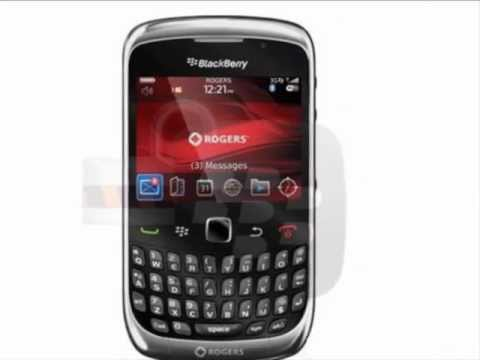 How To Get Rogers Blackberry Curve 3G 9300 MEP / IMEI  / Network Unlock Codes (Canada)
