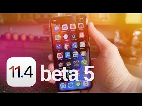 iOS 11.4 Beta 5: What's New?