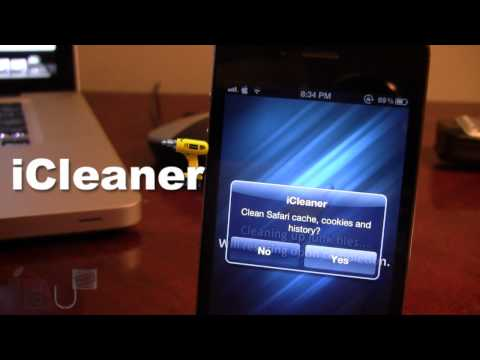 iCleaner - Remove Unnecessary Files, Logs, Caches on iPhone (Cydia Tweak)