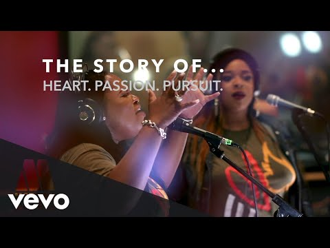 The Story Of…Heart. Passion. Pursuit. Episode 2 (The Name Of Our God)