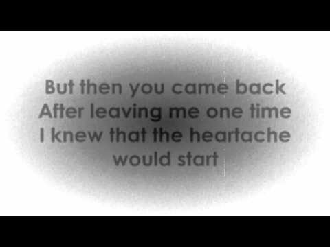 Sad songs that make you cry : Westlife - Please Stay (Lyrics Video)