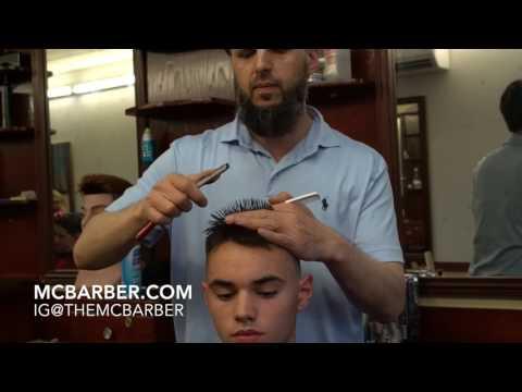 Short, Spiky Haircut Tutorial