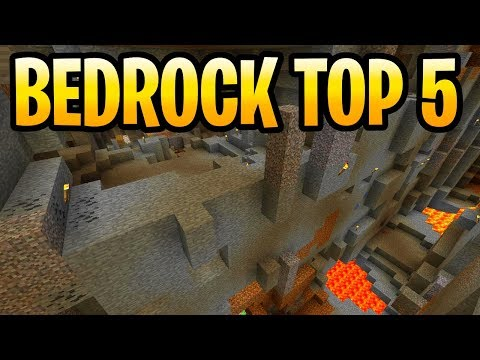 Minecraft Top 5 Things I Love About Bedrock Edition! PE, Xbox One, Windows 10 & Switch