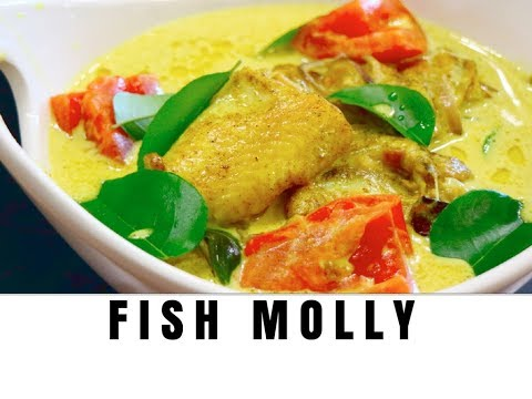 Fish Molly Kerala Style | Meen Moilee Video | Fish Stew | How to make Fish Moilee - Curryforthe Soul