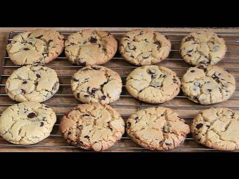 Chocolate Chip Cookies | One Pot Chef