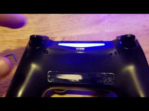How to fix blinking ps4 controller