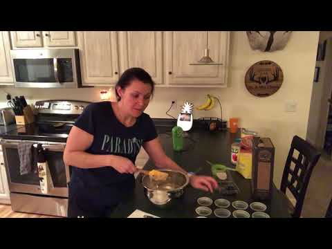 Weight Watchers freestyle Blueberry Muffins 1SP