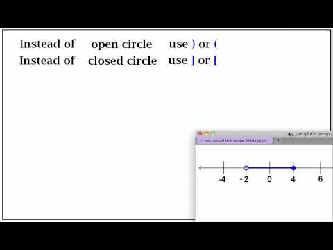 Intro to Interval notation.mov
