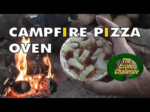 Campfire Oven Pizza and Bread Recipe