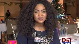 LTE Weekend Wrap with Becky on JoyNews (11-12-17)