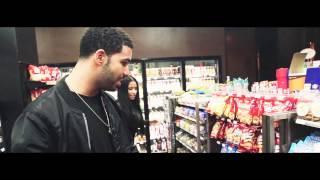 Nicki & Drake BTS of Usher