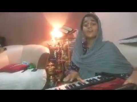 Tasali da chashma Yahuwa Yerri  cover by biggest Fan of Javed Noor