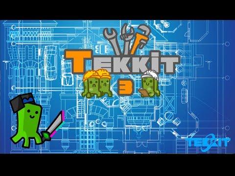 Tekkit server spawn build