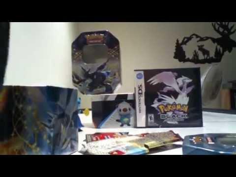 Pokemon Black And White Kyurem EX Tin Pt.2