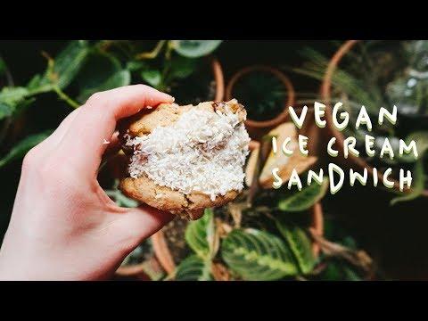 VEGAN ICE CREAM SANDWICH//Veganize it!