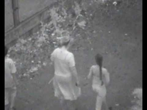 Near Infrared Range Video Test - See through clothes.