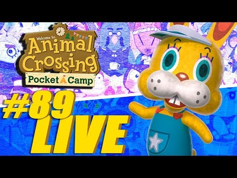 Happy Easter! Animal Crossing: Pocket Camp Live Stream