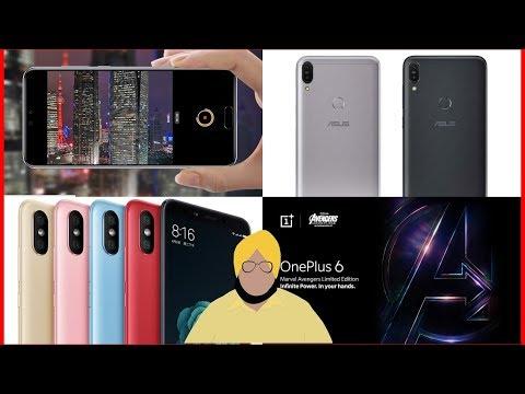 Zenfone Max Pro M1 | Mi A2 | Oneplus 6 | P20 Lite & P20 Pro | WN #10