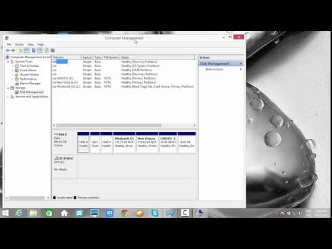 How To Resize Your Windows 8.1  Partition