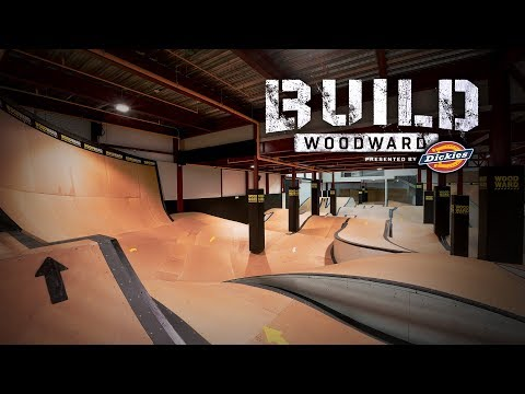 The Woodward Riviera Maya Pump Track - EP5 - Build Woodward Presented By Dickies