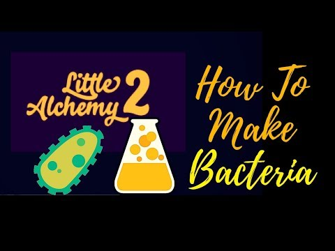 Little Alchemy 2-How To Make Bacteria Cheats & Hints