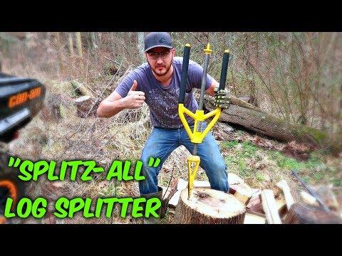 Splitz-All Log Splitter