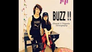 Buzz   Aastha Gill feat Badshah   Deepak & Priyanka   Dance choreography