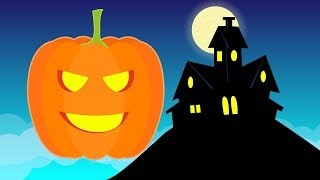 Haunted House | Halloween songs for children