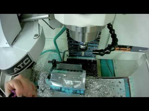 CNC AR-15 Lower CAD / CAM
