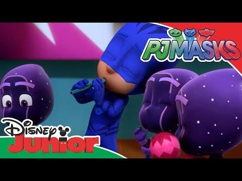 PJ Masks | Ready, Set, Go! Music Video | Disney Junior UK