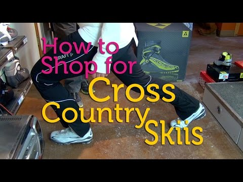 How to Shop for Cross Country Skis
