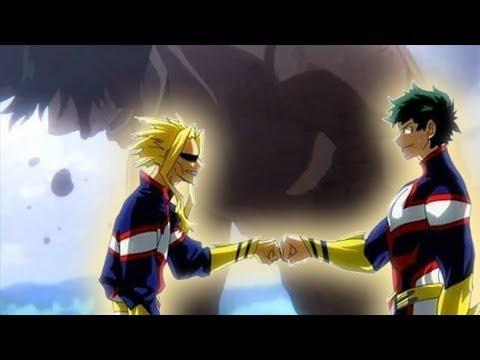 THE GREATEST HERO OF ALL HISTORY - Boku No Hero Academia / My Hero Academia THEORY