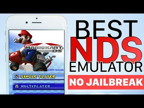 NEW! Play NINTENDO DS Games on your iOS Device! (NO JAILBREAK) (NO COMPUTER)