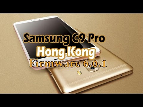 Samsung C9 Pro  SM-C9000 Hong kong firmware with playstore Installation
