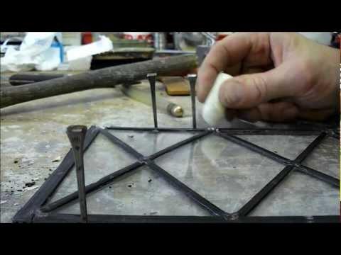 Cariad Glass Cabinet Repair