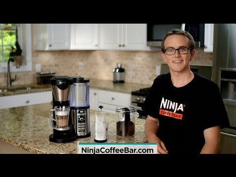 Making a Cappuccino-Style Drink with the Ninja Coffee Bar™