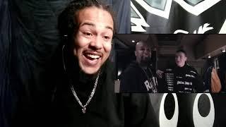 Rappers React to Token - Youtube Rapper ft  Tech N9ne