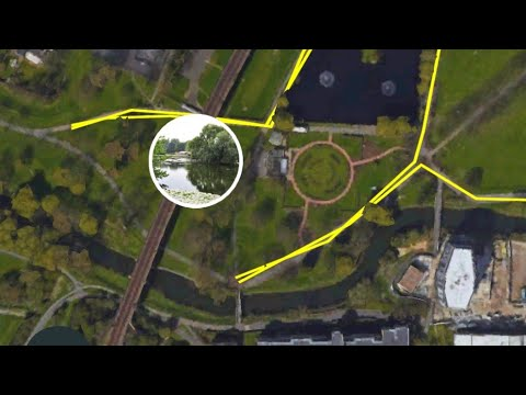 Google Earth Android App with KML KMZ files, now Saved