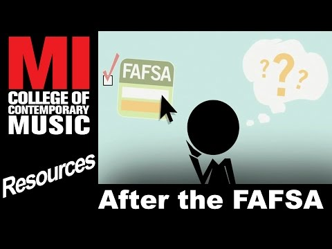 After the FAFSA  What Happens Next