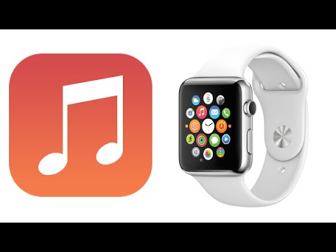 How to Transfer Music on to Apple Watch - iPhone - Mac - iTunes - Songs