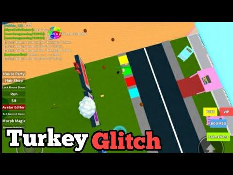 Turkey Glitch   Chunky monkey  