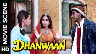Karisma is not a milk drinker | Dhanwaan | Movie Scene