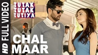 CHAL MAAR Full Video  Song | Tutak Tutak Tutiya |Sajid-Wajid | Prabhudeva | Sonu Sood | Tamannaah