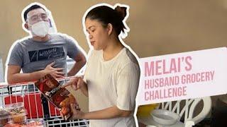 Grocery Challenge Kay Hubby   Melason Family Vlog
