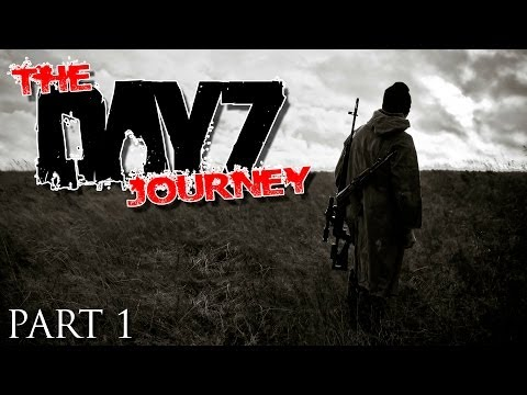 The DayZ Journey, Part 1 - They met on a lonely highway! (with AshDubh)
