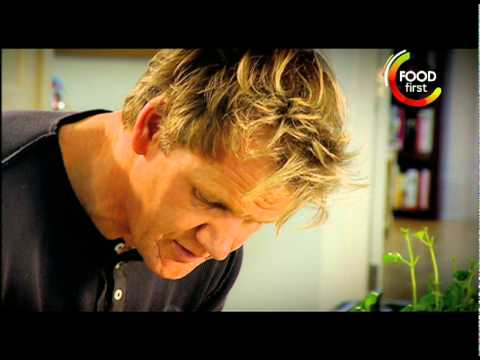 How to cook Veal escalope with Caponata - Gordon Ramsay - Tasty quick easy to cook