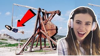 MOST DANGEROUS THEME PARK RIDES IN THE WORLD!!!