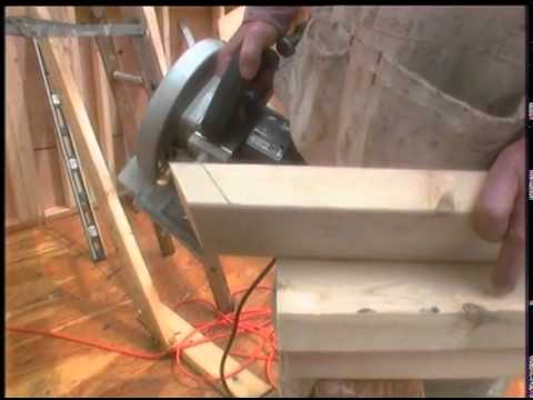 Building a Gable Roof