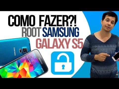 Como fazer root Samsung galaxy s5