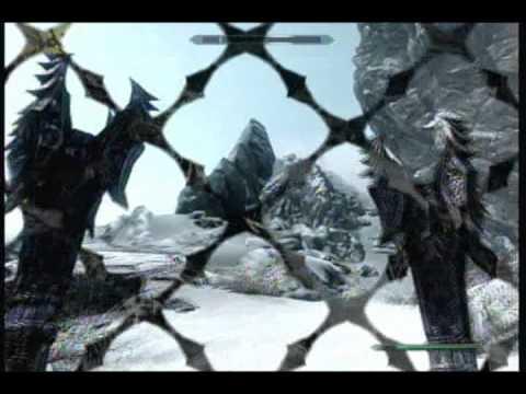 Elder Scrolls V:Skyrim:Dragon shouts